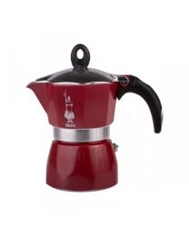 Bialetti Percolator Dama Glamour bordeau 3 tasses