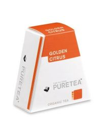 Pure Tea golden citrus 18 pc