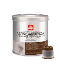 Illy iperespresso capsules monoarabica Brazilie (21pc)
