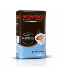 Kimbo decaffeinato (250gr moulu) - conservation 10/2017
