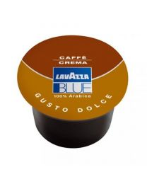 Lavazza Blue cafe crema gusto dolce (100 pc)
