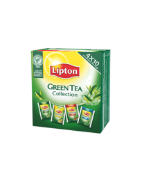 Lipton Green Tea collection 4x10pc