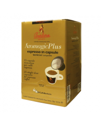 Barbera Aromagic PLUS capsules nespresso (25pc )