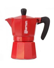 Bialetti Percolator Allegra Rood 3 tasses
