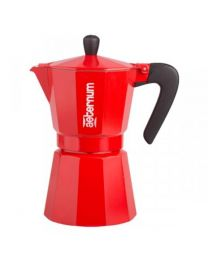 Bialetti Percolator Allegra Rood 6 tasses