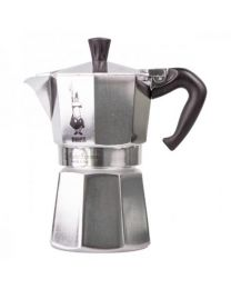 Bialetti Percolator Moka Express 4 tasses