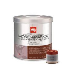 Illy iperespresso capsules monoarabica Guatemala (21pc)