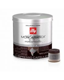 Illy iperespresso capsules monoarabica india (21pc)