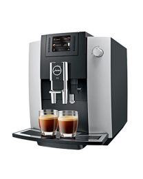 JURA E6 espressomachine + bon d'achat 50€