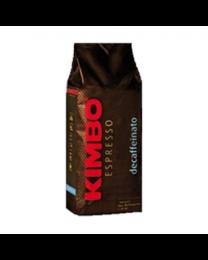 Café en grains Kimbo Déca (500 grammes) - CONSERVATION 07-18