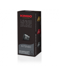 Kimbo intenso nespresso capsule compatible (10pc)