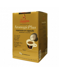 Barbera Aromagic PLUS capsules nespresso (25pc )