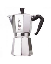 Bialetti Percolator Moka Express 9 tasses