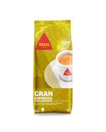 café en grains Delta gran espresso