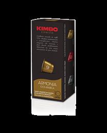 Kimbo Armonia nespresso capsule compatible (10pc )