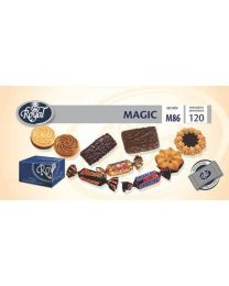 Royal MAGIC biscuits assortiment (120pc)