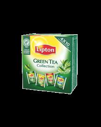 Lipton Green Tea collection 4x10pc