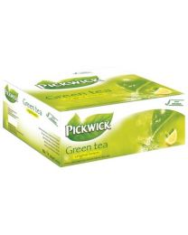Pickwick green tea 100 pc