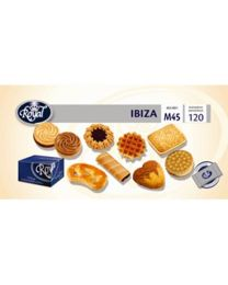Royal ibiza biscuits assortiment (120pc)