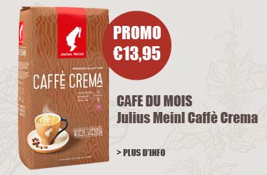 cafe en grains Julius Meinl