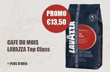 cafe en grains Lavazza Top Class